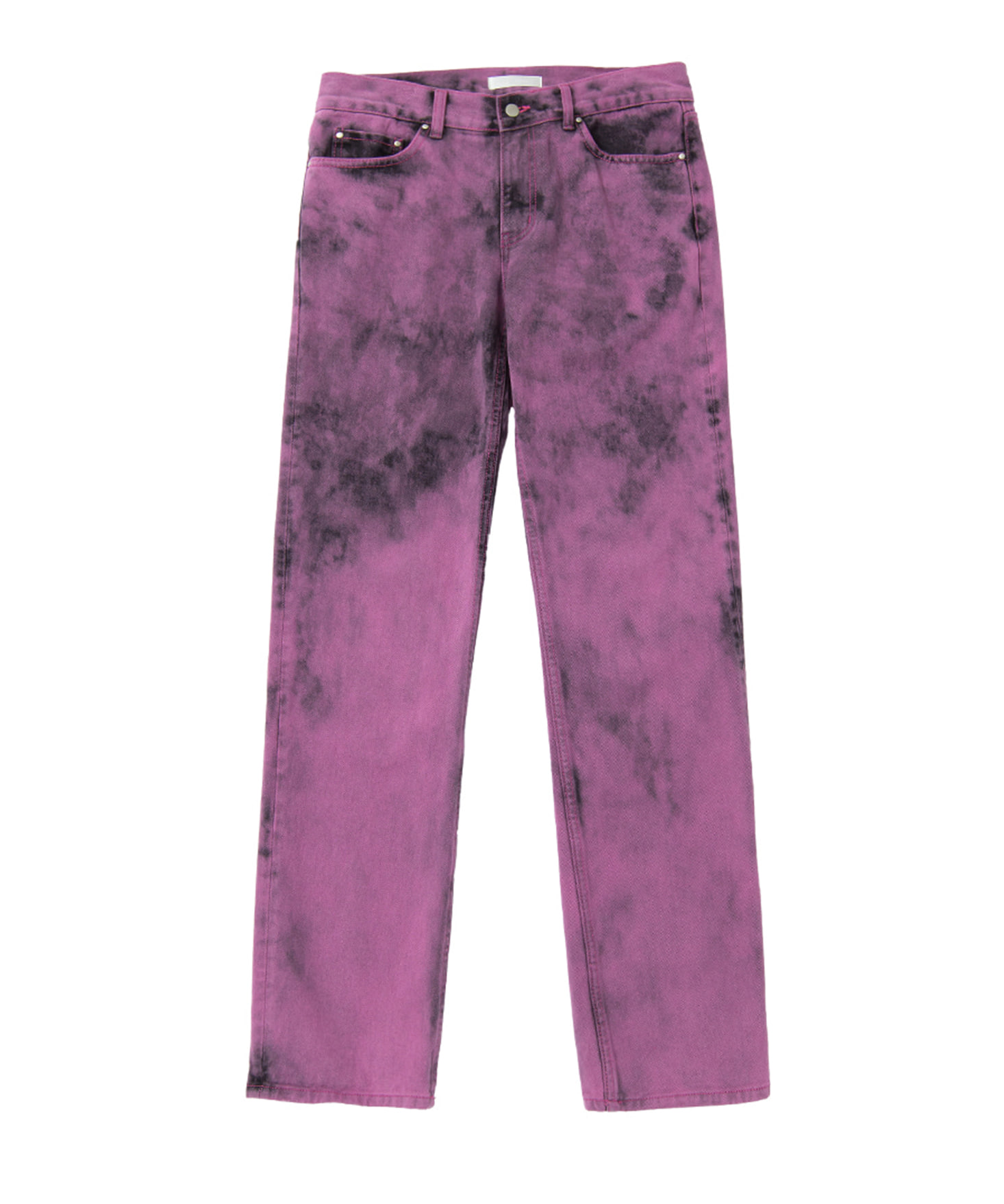 (D WASHED JEAN (PINK)