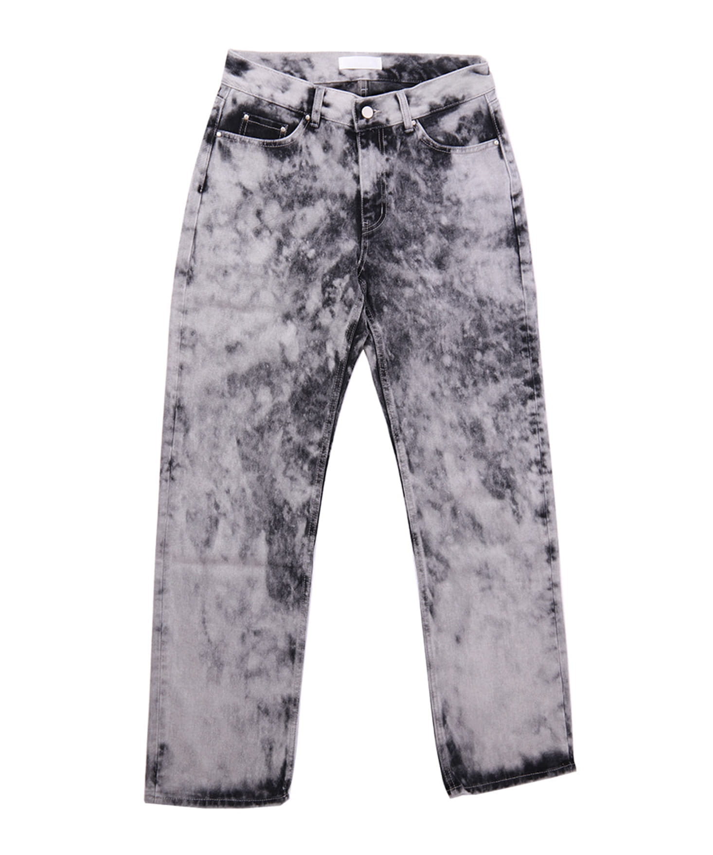 (D WASHED JEAN (WHITE)